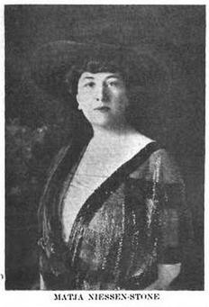Matja Von Niessen Stone