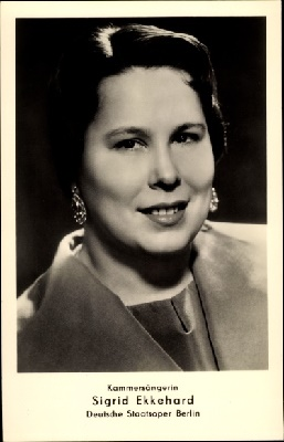 Sigrid Ekkehard
