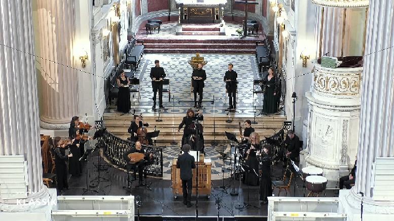 Bachs H Moll Messe Muziziert In Der Nikolaikirche, Copyright Bacharchiv