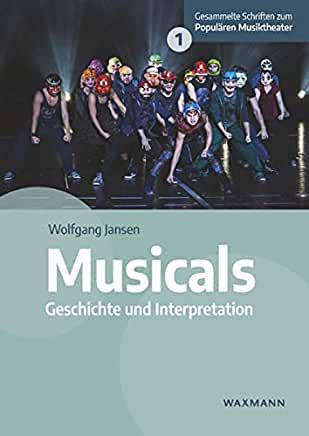Buchcover Jansen Musicals