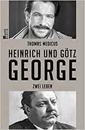Buchcover Medicus Heinerich Und Götz George