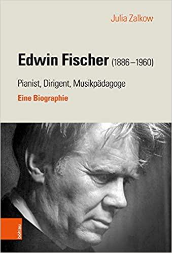 Buchcover Zalkov Edwin Fischer