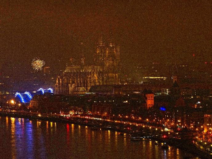 Köln 1a Silvester 2020 Foto Andrea Matzker P2480098ad