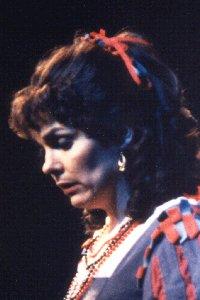 Laureen Livingstone As Elsie Maynard In The Yeomen Of The Guard