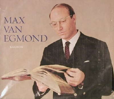Max Van Egmond