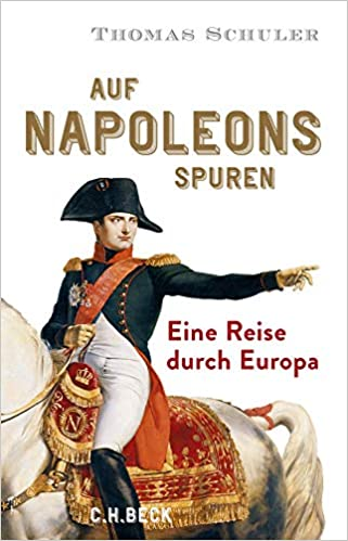 buchcover auf napoleons spuren