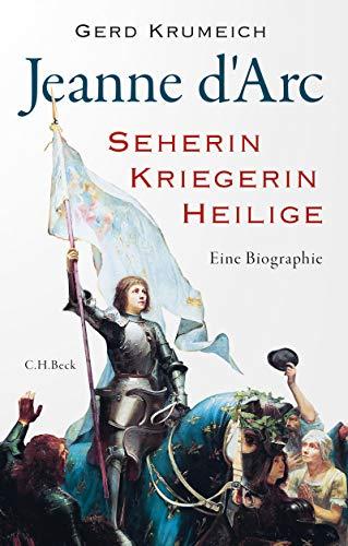 Buchcover Krzneich Jeanne D Arc