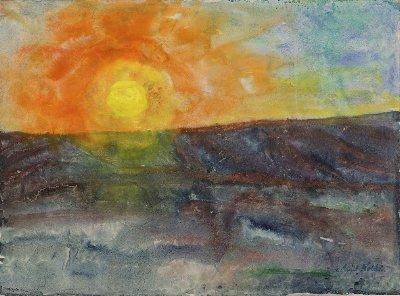 molde emil nolde die wintersonne 1908 albertina wien 990x0