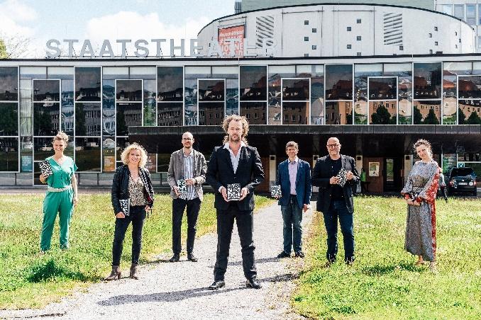 kassels neue intendant florian lutz und sein team foto marina sturm
