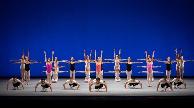 WIEN/ Staatsoper/Staatsballett: TÄNZE BILDER SINFONIEN. Begeistert  aufgenommene Ballettpremiere zum SaisonendeOnline Merker