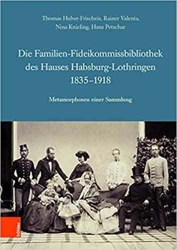 buchcover habsburg bibliothek