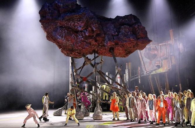 MÜNCHEN/ Prinzregententheater: IDOMENEO. Kurzbericht von der PremiereOnline  Merker