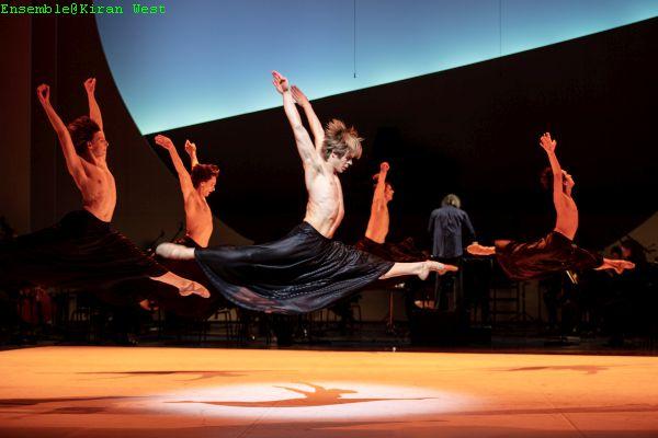 """beethoven projekt ii"", ballett von john neumeier; tänzer: atte"