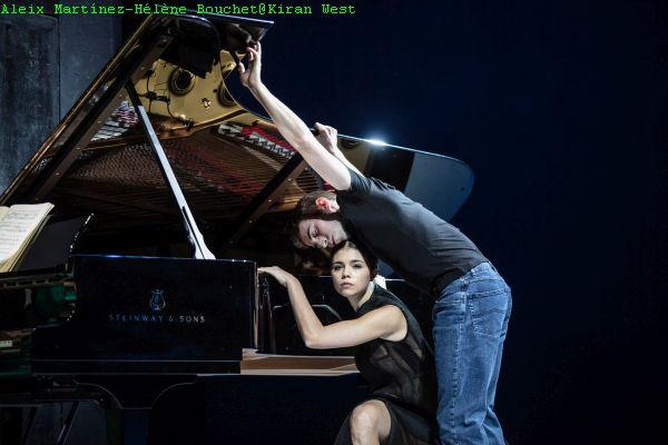 """""""beethoven projekt ii"""", ballett von john neumeier; tänzer: yaiz"""