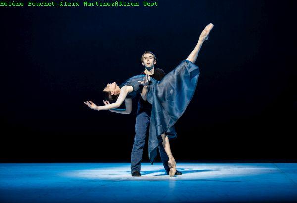 """beethoven projekt ii"", ballett von john neumeier; tänzer: hél"