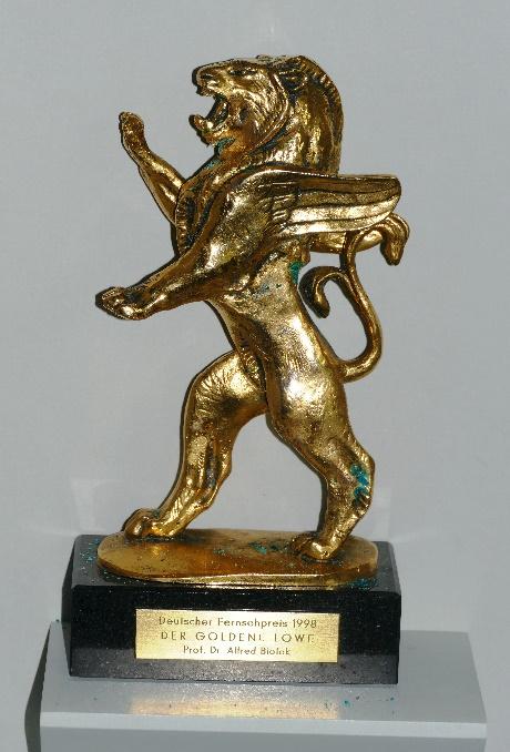 biolek der goldene löwe deutscher fernsehpreis 1998 foto andrea matzker p4950502